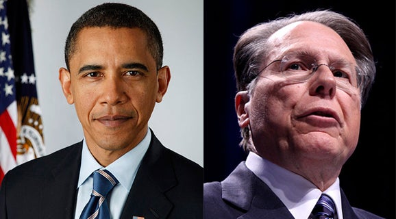 Shocker: NRA to Oppose Obama Re-Election