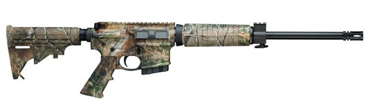 Smith & Wesson's M&P15 in .300 Whisper is a New AR for Hunters