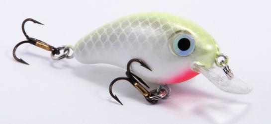 Strike King Bitsy Minnow trout lure
