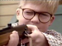 MERRY CHRISTMAS!!! Win a Red Ryder BB Gun!