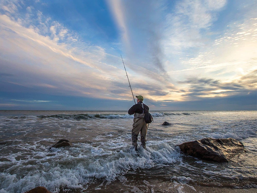 Block Island False Albacore Fishing