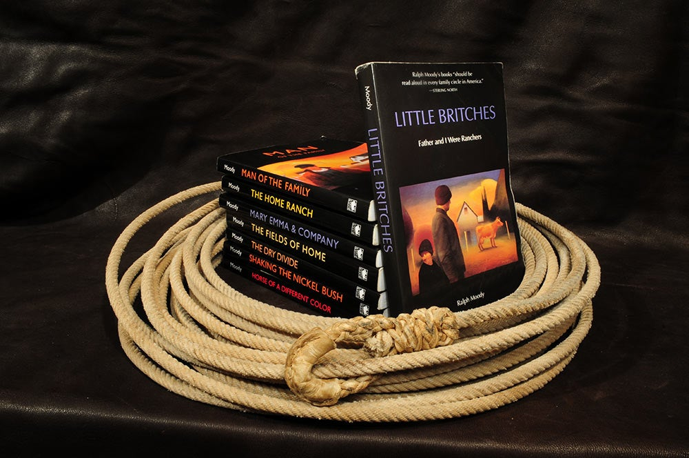 Little Britches Series by Ralphy Moody