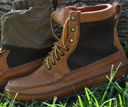 Tell Us About Your Fantasy Hunt, Win This Pair of Russell Moccasin Safari Boots!