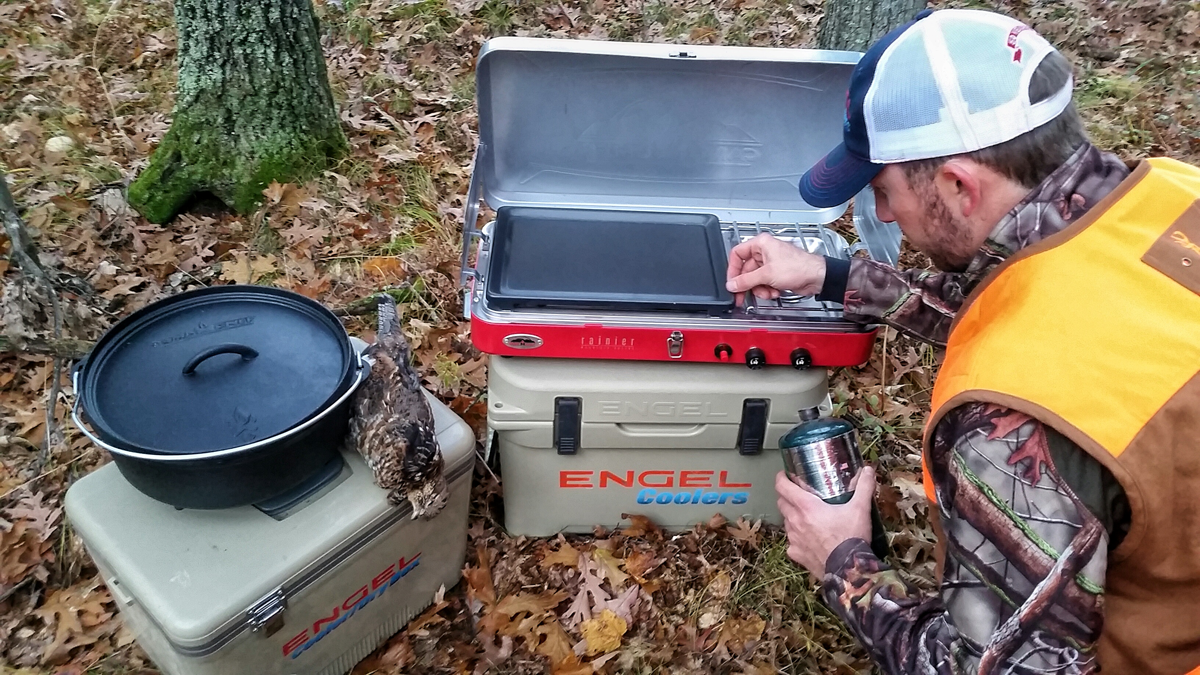 Birds, Cheese, & Beer: Hunting Wisconsin's Ruffed Grouse the Right Way