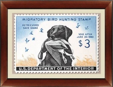 Poster-Sized Duck Stamps!