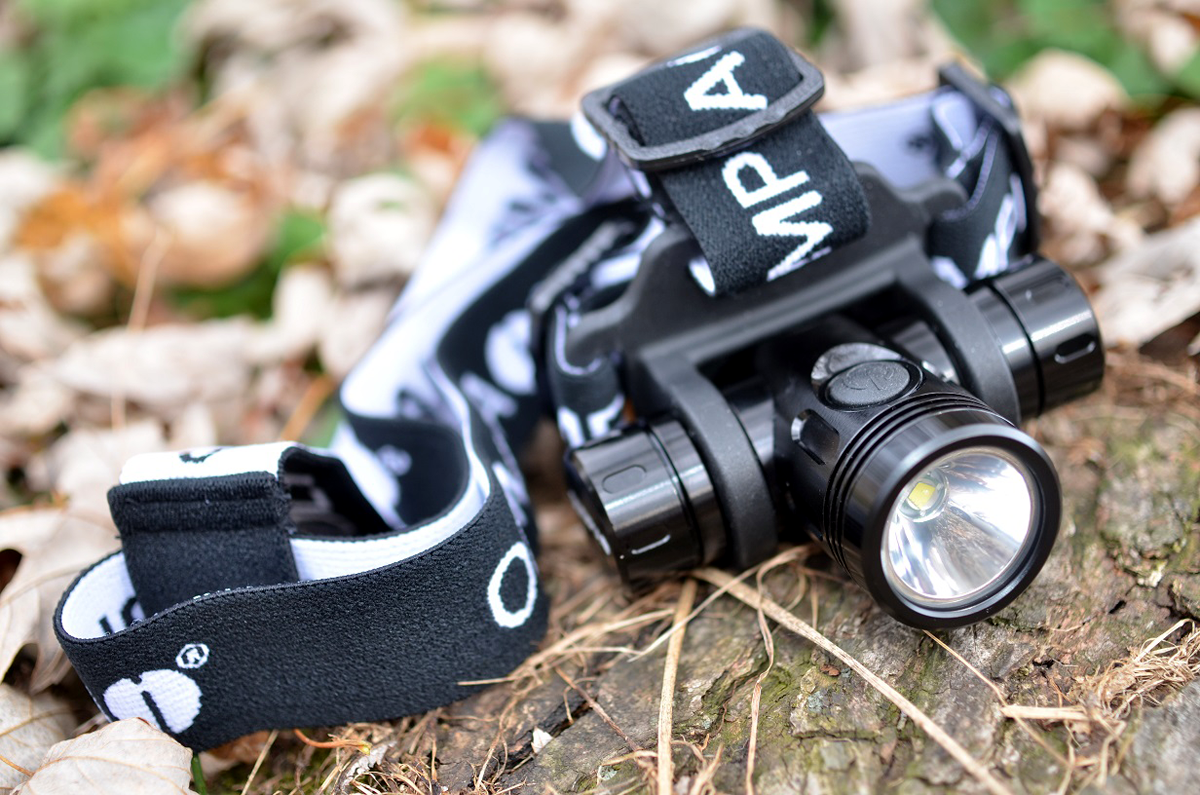 Survival Gear Review: Olympia EX550 CREE LED Headlamp