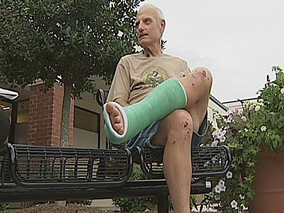 Hiker Breaks Leg, Dislocates Shoulder While Following Aron Ralston's Infamous Solo Hike