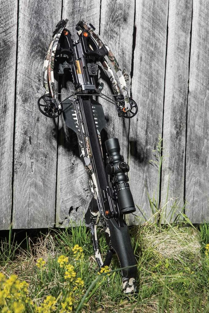 The R15 Crossbow from Ravin