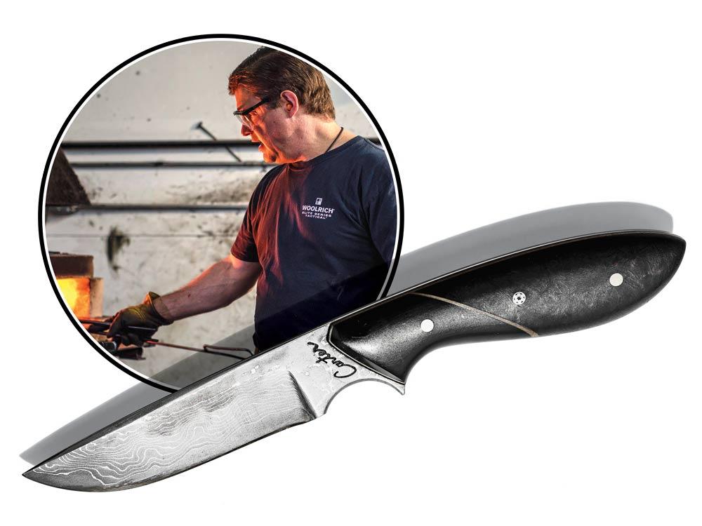 murray carter neck knife