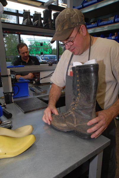 A Behind-the-Scenes Look at Danner Boots
