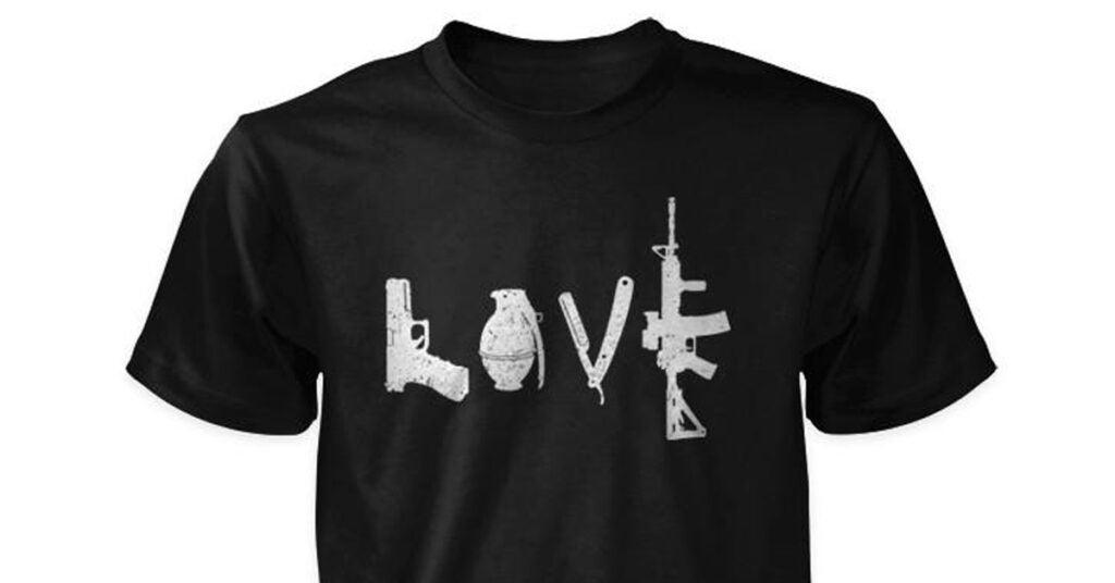 love-guns-tshirt