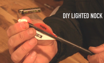 How to Make Your Own Lighted Nock