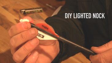 lighted nocks