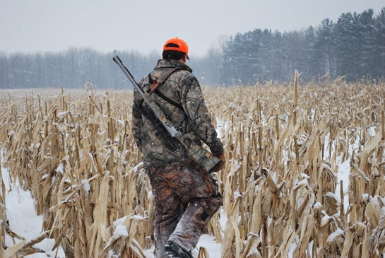 Rut Tracker: Breeding Still Underway in the South, Hunt Food in the North