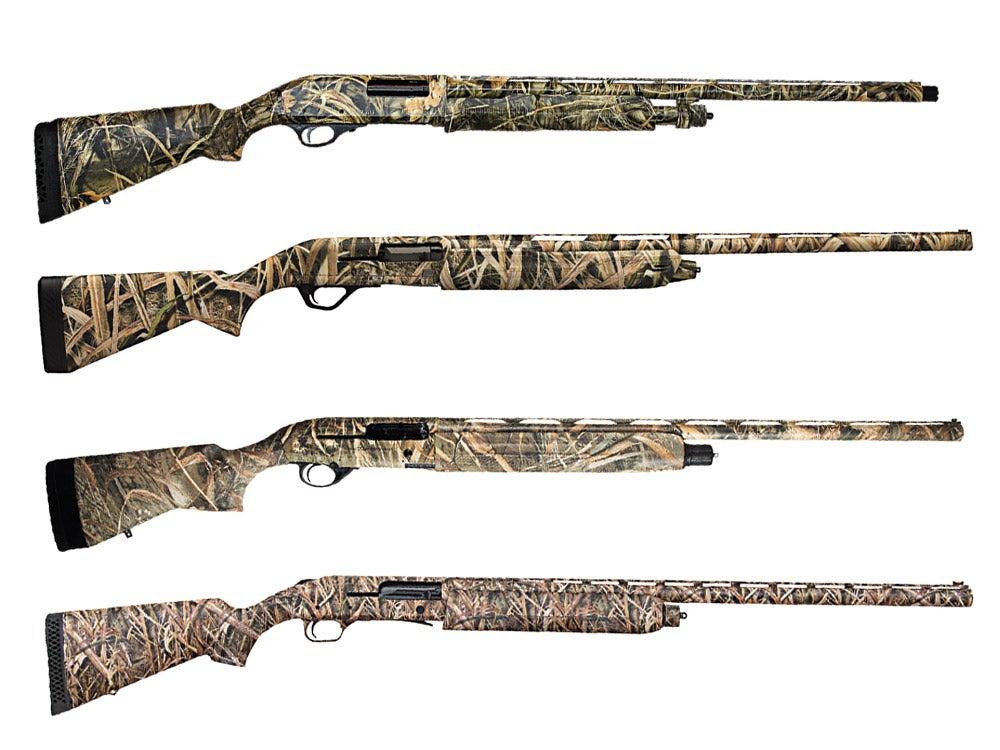 4 duck hunting shotguns