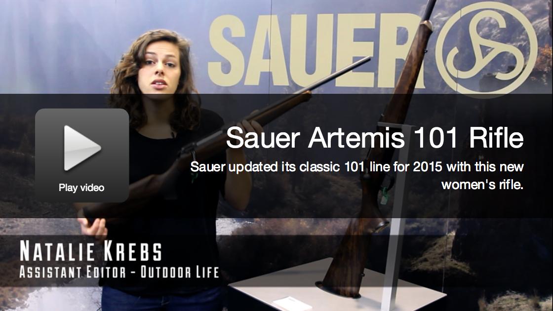 New Guns: Sauer 101 Artemis Rifle