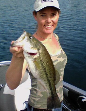 Tami Curtis Will Out Fish You