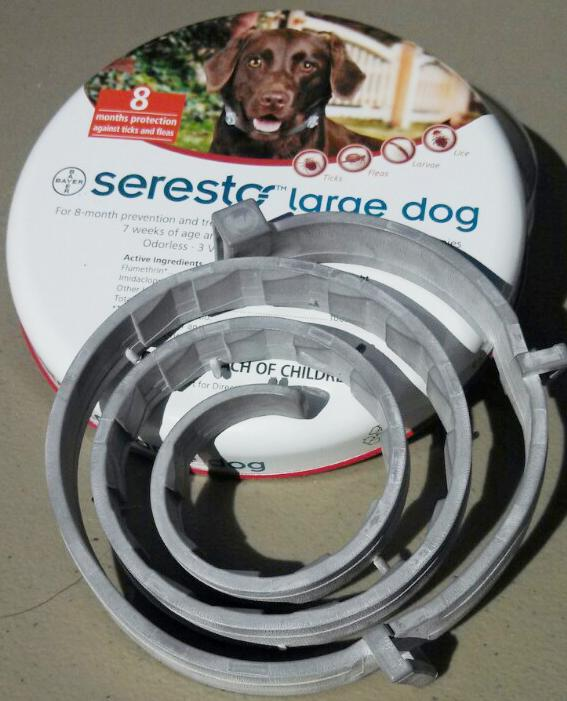 Gun Dog Gear: Seresto's 8-Month Flea and Tick Collar