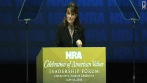 Palin: Obama Would Gut Gun Rights
