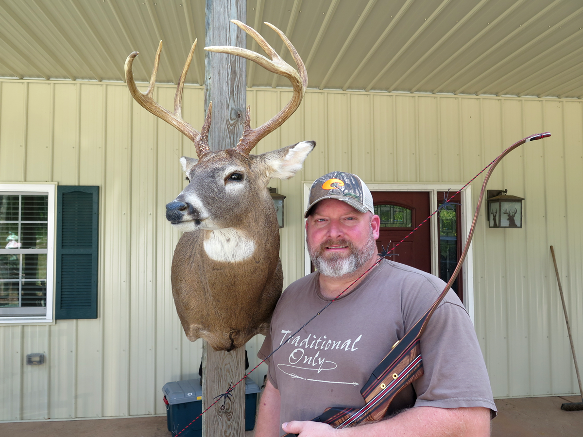Whitetail Bowhunting: How to Hunt Late-October Scrapes
