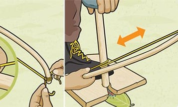 Survival Skills: 4 Ways to Build a Fire Without a Match