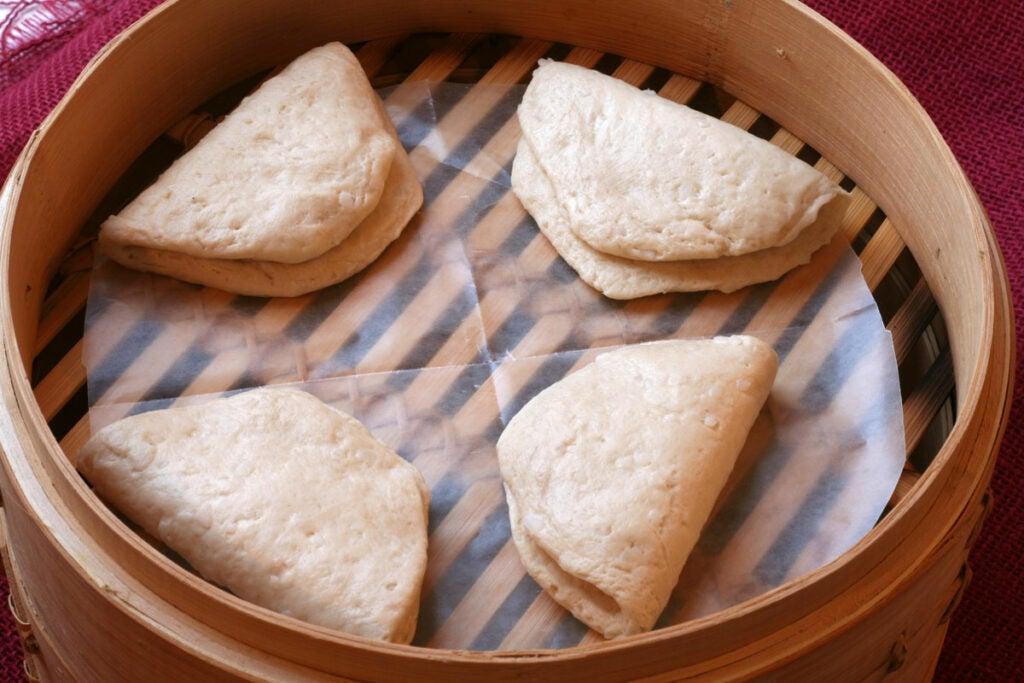 dough-steam-buns