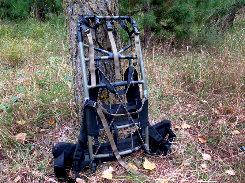 How to Build Your Own Treestand Pack