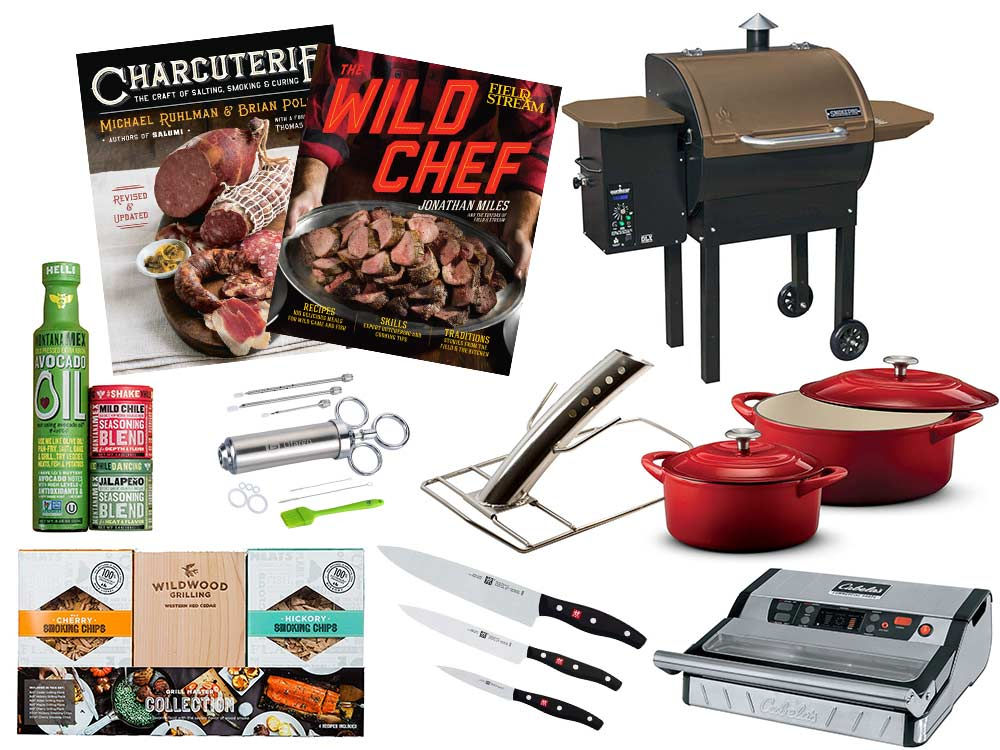 wild game cooking guide