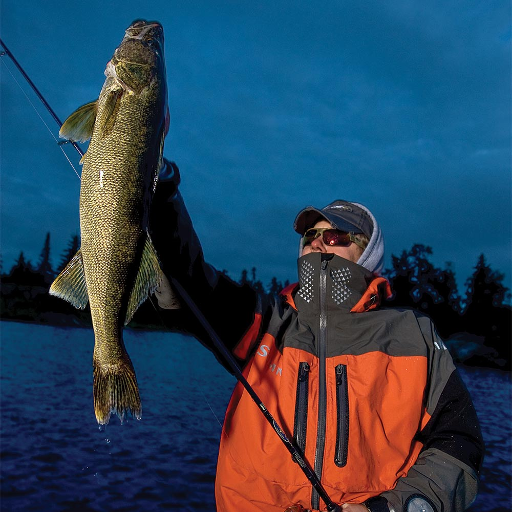 How to Catchy Trophy Walleyes at Night