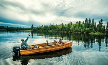 How We Fished Our Way Along the Canadian Railway