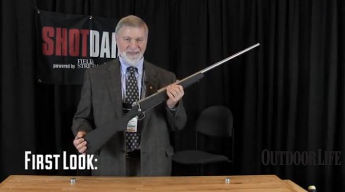 New Rifle: Montana Rifles Company X2