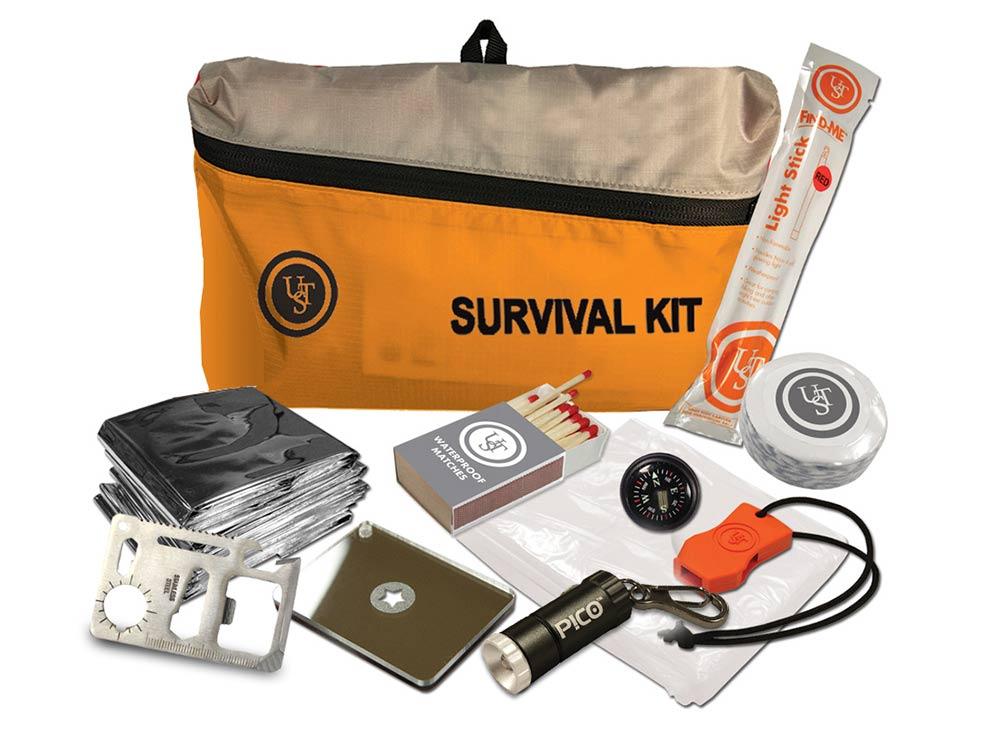 UST Featherlite Survival Kit