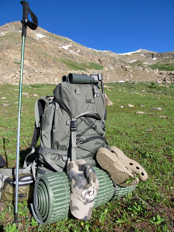 Hunting Pack Review: Kifaru Timberline Backpack Photos