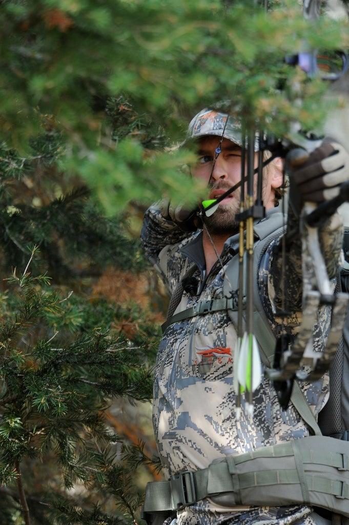 Utah Elk Hunt: Day 2
