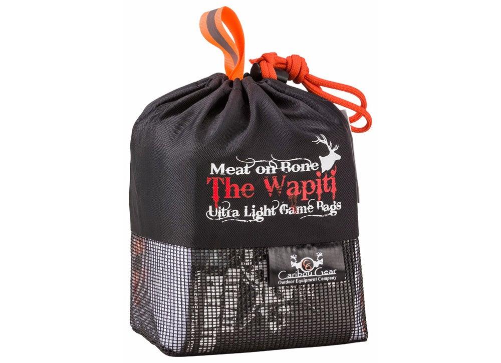 Caribou Gear Wapiti Game Bag Package