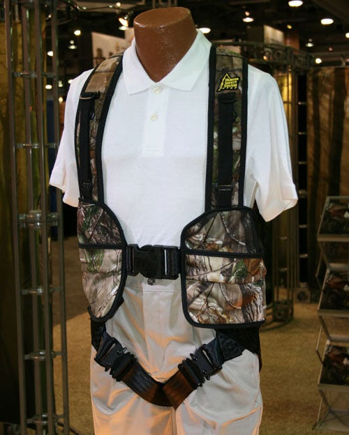 Hunter Safety Systems Introduces HSS Hybrid Treestand Harness
