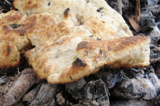 Wilderness Cooking: Secret Ash Cake Recipe