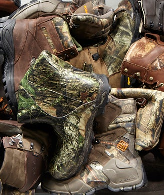 Boot Review: Best New Hunting Boots 2012