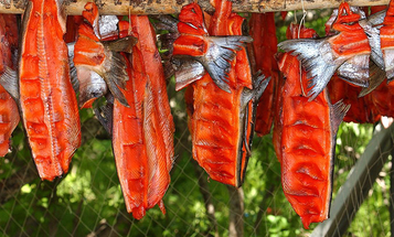A Dip Recipe for Wild Smoked Salmon Spread