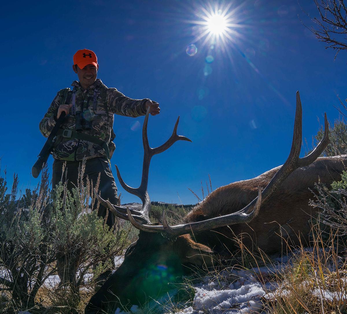 The Perfect Wyoming Elk Hunt