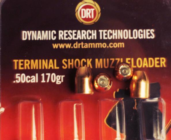 Field Test: DRT Terminal Shock Muzzleloader Bullet (Graphic Image Warning)