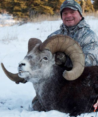Photos: Pending Pope & Young World Record Stone Sheep