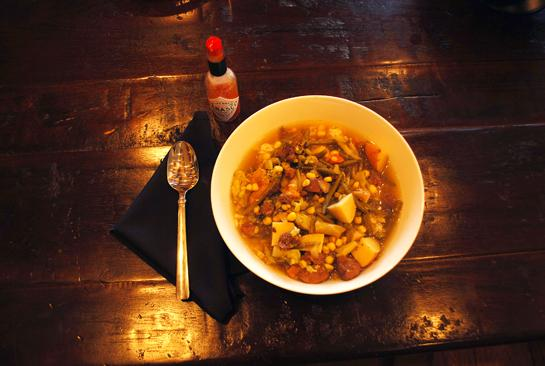 Best Recipe: Wild Duck Soup for People Who Don't Like Duck