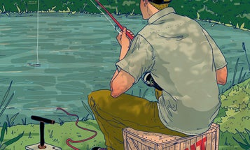 The Jig is Up: One Failed Fisherman's Sorry Tale