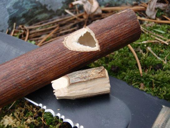 Survival Gear: Make Your Own Signal Whistle