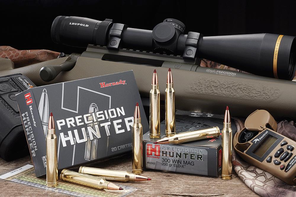 New: Hornady ELD-X Bullets