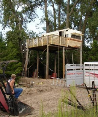 Outrageous Hunting Stands and Blinds