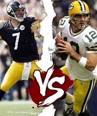 PA vs WI: Super Bowl Trash Talk