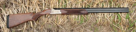 Shotgun Review: Browning 725 Feather