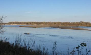 Up the Missouri: Windless Washburn